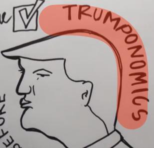 Trumponomics 2017 Economic Forecast, courtesy of BSG
