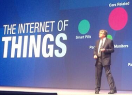 Movimento - Gartner Conference 2013 - internet of things (cropped)