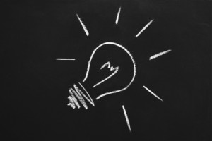 Lightbulb, BSG Team Ventures ideas survey blog post