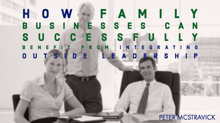 how family businesses can successfully benefit